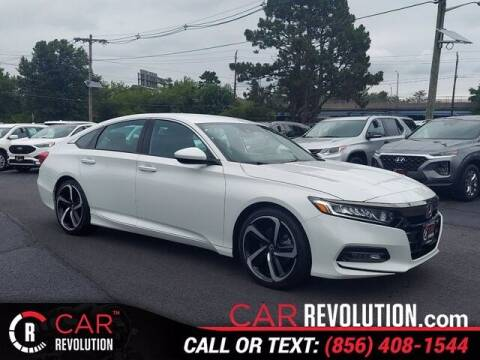 2019 Honda Accord for sale at Car Revolution in Maple Shade NJ