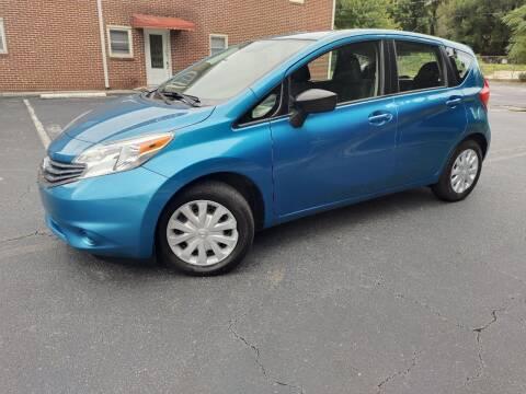2015 Nissan Versa Note for sale at El Camino Auto Sales in Gainesville GA