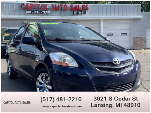 2007 Toyota Yaris for sale at Capitol Auto Sales in Lansing MI