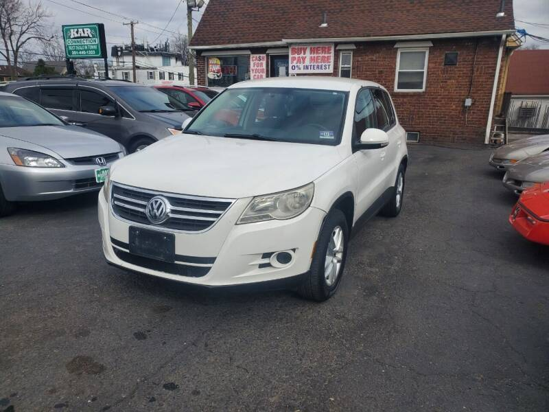 2011 Volkswagen Tiguan for sale at Kar Connection in Little Ferry NJ