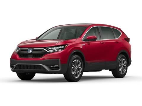 2020 Honda CR-V Hybrid for sale at BASNEY HONDA in Mishawaka IN