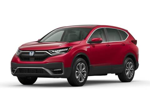 2021 Honda CR-V Hybrid for sale at MILLENNIUM HONDA in Hempstead NY