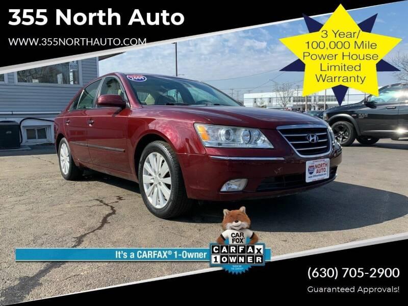 2009 Hyundai Sonata for sale at 355 North Auto in Lombard IL