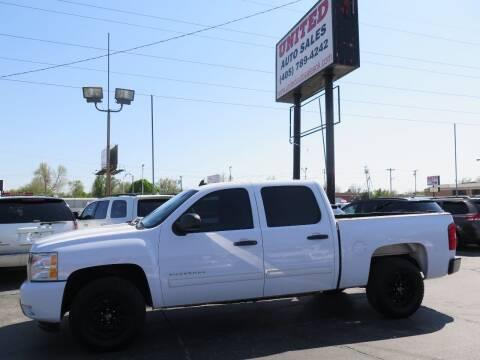 2010 Chevrolet Silverado 1500 for sale at United Auto Sales in Oklahoma City OK