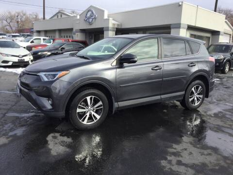 2018 Toyota RAV4 for sale at Beutler Auto Sales in Clearfield UT
