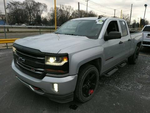 2018 Chevrolet Silverado 1500 for sale at WCG Enterprises in Holliston MA