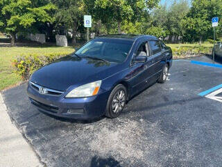 2006 Honda Accord for sale at Turnpike Motors in Pompano Beach FL
