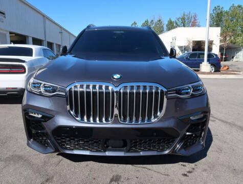 2019 BMW X7 for sale at Southern Auto Solutions - Georgia Car Finder - Southern Auto Solutions - BMW of South Atlanta in Marietta GA