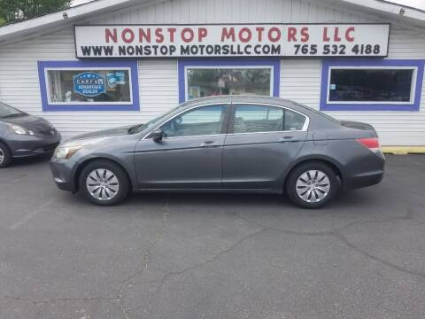 2009 Honda Accord for sale at Nonstop Motors in Indianapolis IN