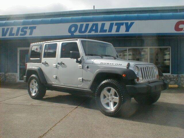 2009 Jeep Wrangler Unlimited for sale at Dick Vlist Motors, Inc. in Port Orchard WA