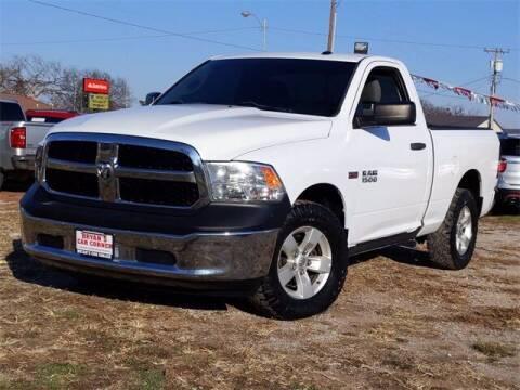 2015 RAM Ram Pickup 1500 for sale at Bryans Car Corner in Chickasha OK