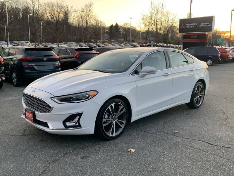 2020 Ford Fusion for sale at Midstate Auto Group in Auburn MA