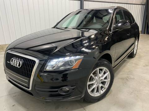 2010 Audi Q5 for sale at EUROPEAN AUTOHAUS, LLC in Holland MI