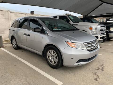 2011 Honda Odyssey for sale at Excellence Auto Direct in Euless TX