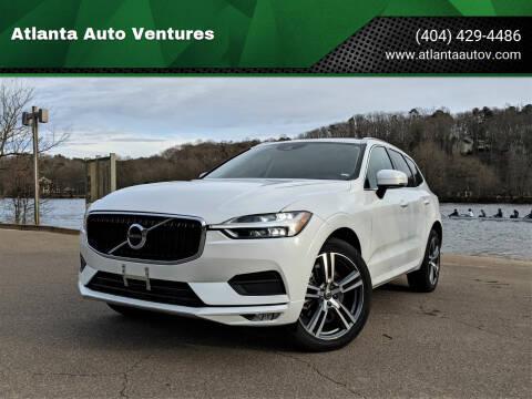 2021 Volvo XC60 for sale at Atlanta Auto Ventures in Roswell GA