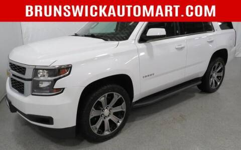 2017 Chevrolet Tahoe for sale at Brunswick Auto Mart in Brunswick OH