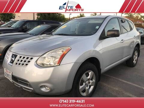 2009 Nissan Rogue for sale at MIKE AHWAZI in Santa Ana CA