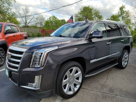 2015 Cadillac Escalade for sale at Shaddai Auto Sales in Whitehall OH