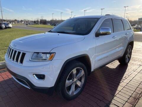 2014 Jeep Grand Cherokee for sale at BMW of Schererville in Shererville IN