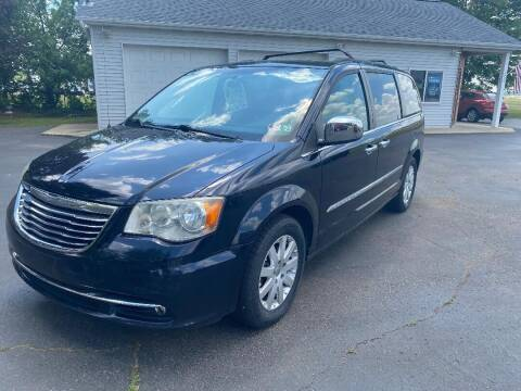 2011 Chrysler Town and Country for sale at Rombaugh's Auto Sales in Battle Creek MI