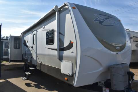 2014 Crossroads Zinger 340RE for sale at Buy Here Pay Here RV in Burleson TX