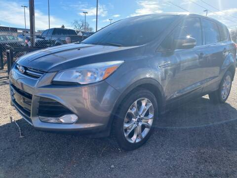2013 Ford Escape for sale at Martinez Cars, Inc. in Lakewood CO