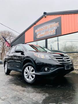2012 Honda CR-V for sale at Harborcreek Auto Gallery in Harborcreek PA