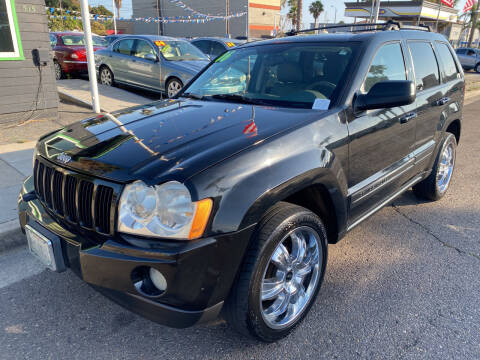 2006 Jeep Grand Cherokee for sale at North County Auto in Oceanside CA
