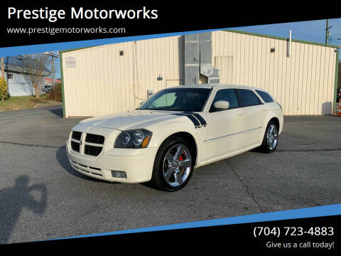 2005 Dodge Magnum for sale at Prestige Motorworks in Concord NC