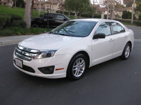2012 Ford Fusion for sale at E MOTORCARS in Fullerton CA