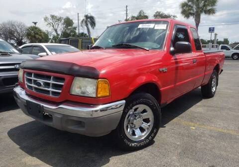 2003 Ford Ranger for sale at Barbie's Autos Corp in Miami FL