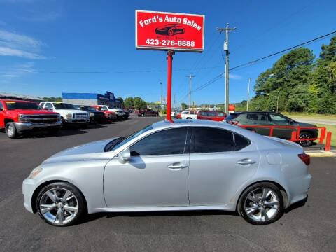 2010 Lexus IS 350 for sale at Ford's Auto Sales in Kingsport TN