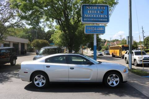 2014 Dodge Charger for sale at North Hills Motors in Raleigh NC