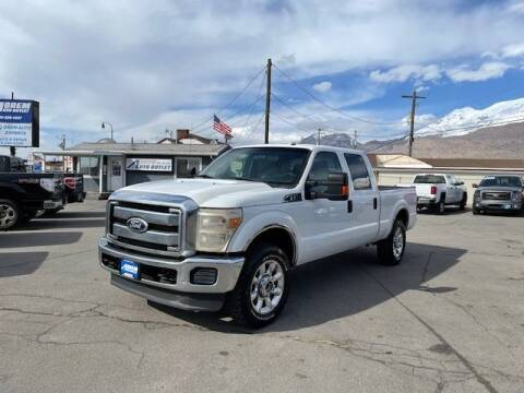 2011 Ford F-250 Super Duty for sale at Orem Auto Outlet in Orem UT