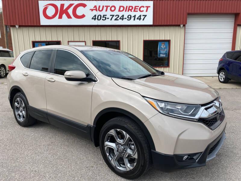 2017 Honda CR-V for sale at OKC Auto Direct, LLC in Oklahoma City OK