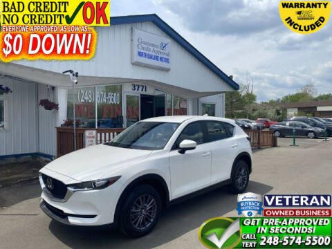 2019 Mazda CX-5 for sale at North Oakland Motors in Waterford MI