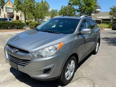 2011 Hyundai Tucson for sale at PRESTIGE AUTO SALES GROUP INC in Stevenson Ranch CA