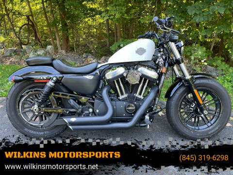 2017 Harley-Davidson Sportster Forty-Eight for sale at WILKINS MOTORSPORTS in Brewster NY