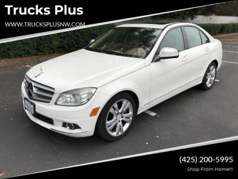 2008 Mercedes-Benz C-Class for sale at Trucks Plus in Seattle WA
