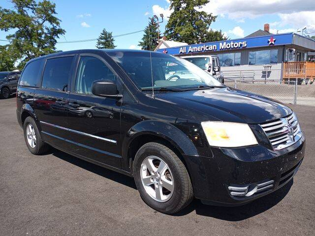 2008 Dodge Grand Caravan for sale at All American Motors in Tacoma WA
