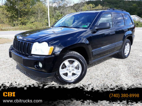 2005 Jeep Grand Cherokee for sale at CBI in Logan OH