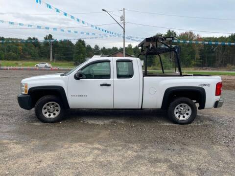 2012 Chevrolet Silverado 1500 for sale at Upstate Auto Sales Inc. in Pittstown NY