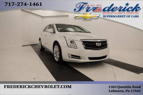 2016 Cadillac XTS for sale at Lancaster Pre-Owned in Lancaster PA