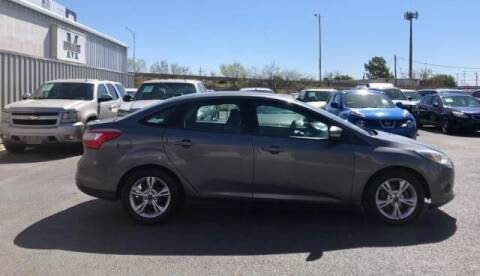 2013 Ford Focus for sale at Chaparral Motors - 1702 Clovis Rd. in Lubbock TX