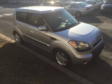 2010 Kia Soul for sale at UNION AUTO SALES in Vauxhall NJ