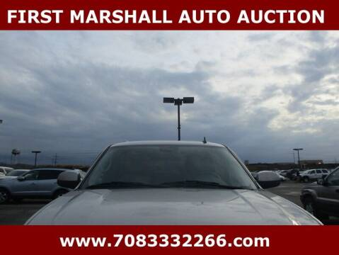 2009 Chevrolet Suburban for sale at First Marshall Auto Auction in Harvey IL