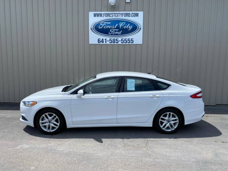 2016 Ford Fusion for sale in Forest City, IA