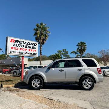 2009 Ford Escape for sale at Brevard Auto Sales in Palm Bay FL