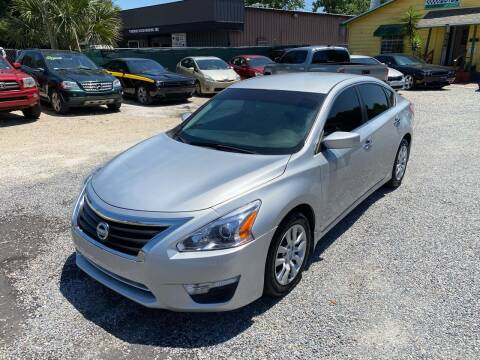 2013 Nissan Altima for sale at Velocity Autos in Winter Park FL