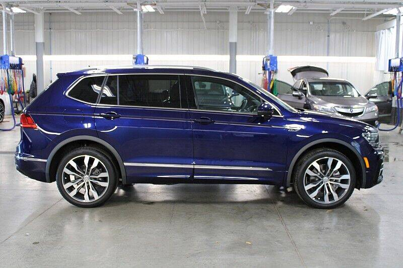 2021 Volkswagen Tiguan for sale in Sioux Falls, SD
